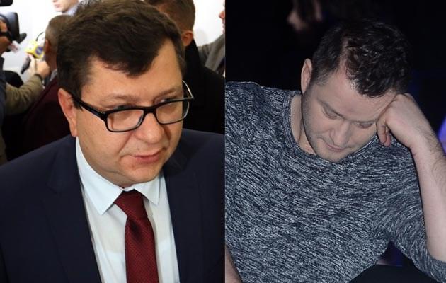 Stonoga wylicytował spotkanie z Kuźniarem! /Andras Szilagyi, Agencja Gazeta, Sławomir Kamiński /MWMedia