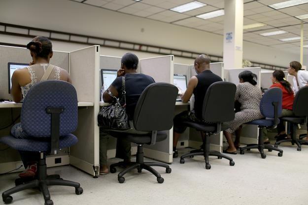 Stopa bezrobocia w USA w X wyniosła 5,8 proc. Fot. Joe Raedle /Getty Images/Flash Press Media