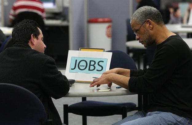 Stopa bezrobocia wynosi teraz w USA 8,2 proc. /AFP
