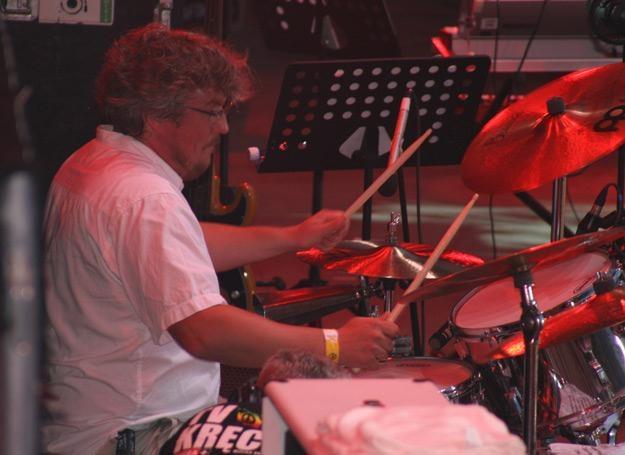 Stopa zagrał na wielu płytach zaliczanych do klasyki polskiego rocka /INTERIA.PL