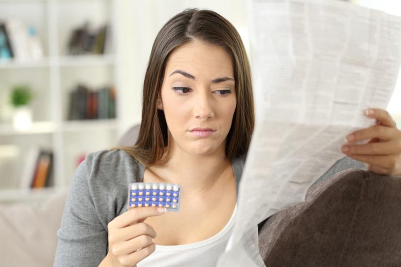 Stosować tabletki antykoncepcyjne czy nie? /123RF/PICSEL