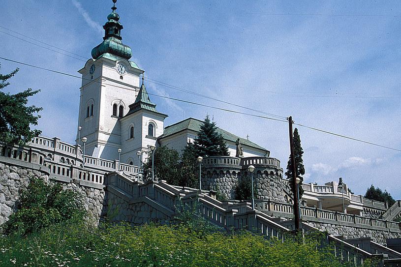 Stosunkowo prosta trasa prowadzi z Rużomberka (dostaniemy się tu wspomnianym już cyklobusem) do Liptowskiego Mikulasza /Styl.pl