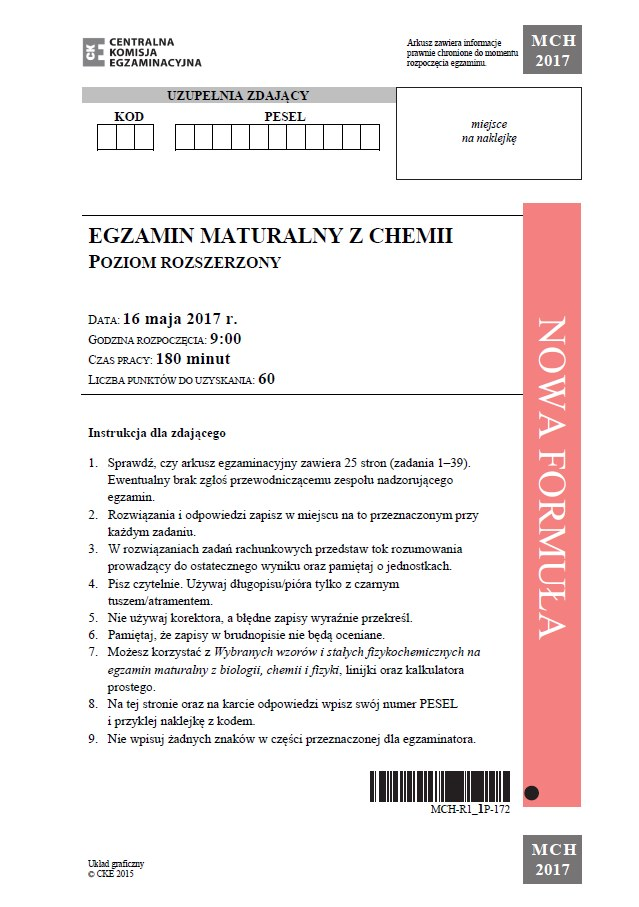 str. 1 /CKE /