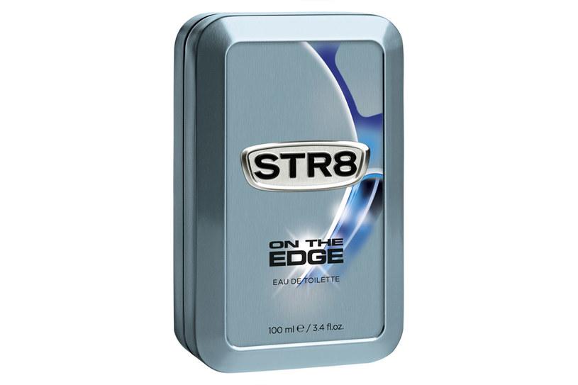 STR8 linia On The Edge /Styl.pl/materiały prasowe