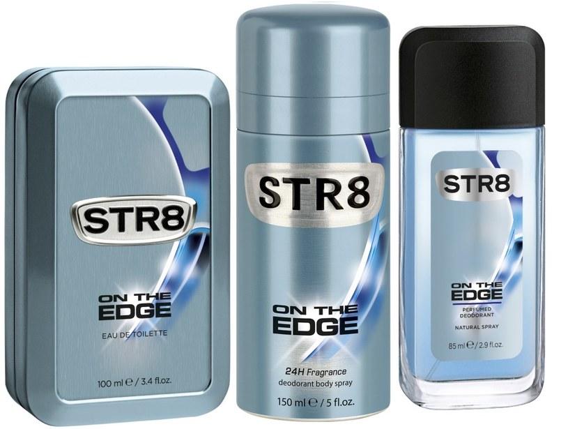 STR8 - nowa linia kosmetyków /materiały prasowe