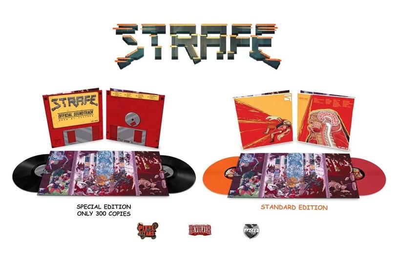 STRAFE /materiały prasowe