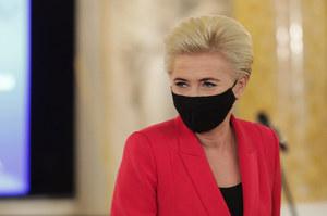 Strajk kobiet. Agata Kornhauser-Duda: Czy kobiety mogą być zmuszane do heroizmu? Mam tutaj wątpliwości