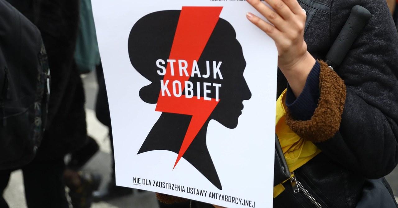 Strajk Kobiet. W wielu polskich miastach odbyły się manifestacje
