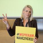 Strajk nauczycieli. Kto wystąpi na koncercie w Warszawie?