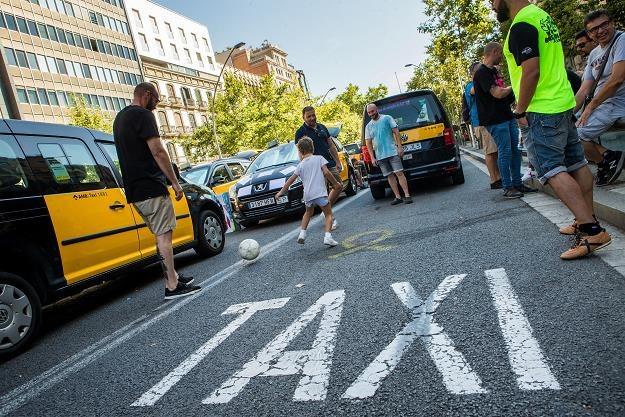 Strajk taksówkarzy zaszkodzi turystyce i wszyscy stracą? /EPA