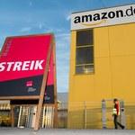 Strajk w największej placówce Amazona w Niemczech