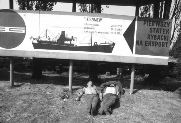 Strajk w stoczni im. Lenina w Gdansku