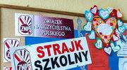 Strajk w szkołach. PiS: Protest ma polityczny charakter