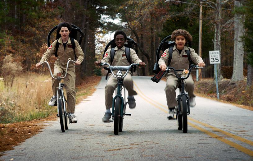 """""""Stranger Things"""" - drugi sezon był jedną z inspiracji dla polepszenia jakości dźwięku /Netflix /materiały prasowe"""