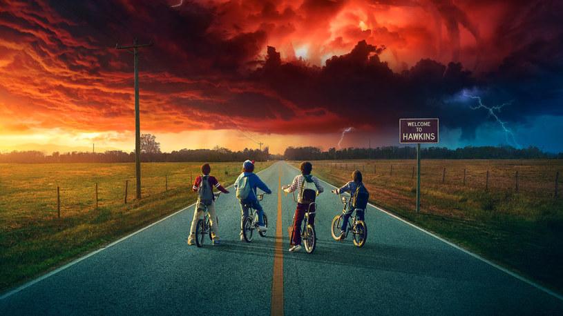 """Stranger Things"" /Netflix /materiały prasowe"