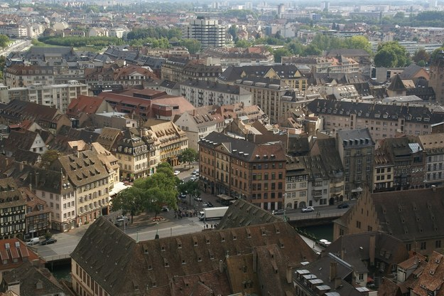 Strasburg na zdjęciu ilustracyjnym /foto. pixabay /