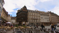 Strasburg. Tu bije serce Europy