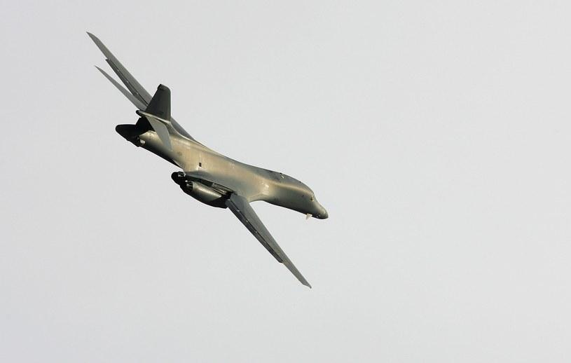 Strategiczne bombowce B-1B Lancer /AFP