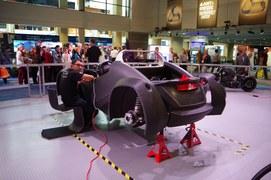 Strati - pierwszy samochód z drukarki 3D