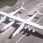 Stratolaunch - największy samolot świata poleci w 2016 r.