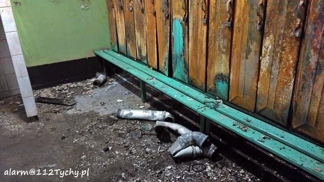 Straty po pożarze oszacuje biegły z firmy ubezpieczeniowej /112Tychy.pl /