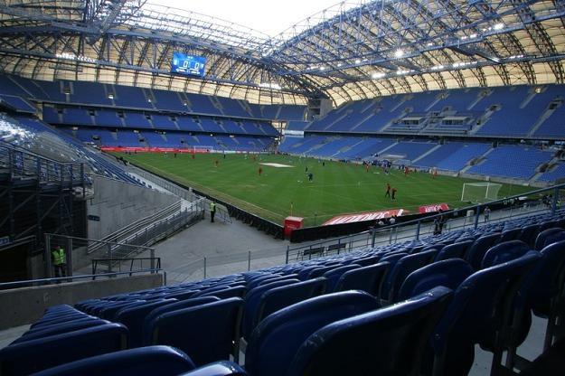 Straty przynoszą wszystkie stadiony, oprócz poznańskiego... Fot. PRZEMYSŁAW SZYSZKA /Agencja SE/East News