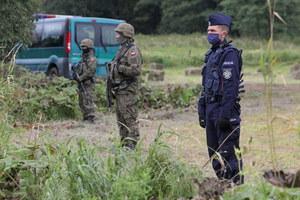 Straż Graniczna: Białoruska służba potwierdza, że koczujący cudzoziemcy są na Białorusi