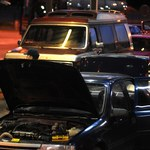 Straż graniczna kontroluje stan samochodów Rosjan