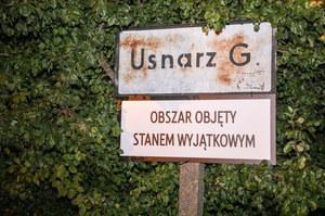 Straż Graniczna o uchodźcach koło Usnarza Górnego: Mówią biegle po rosyjsku