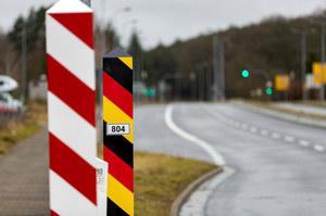 Straż Graniczna: Rodzina uchodźców zatrzymana przez niemieckie służby. Wnioskowali o azyl w Polsce