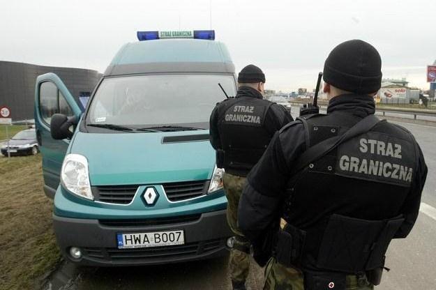 Straż graniczna również może kontrolować prędkość / Fot: Artur Barbarowski /Agencja SE/East News