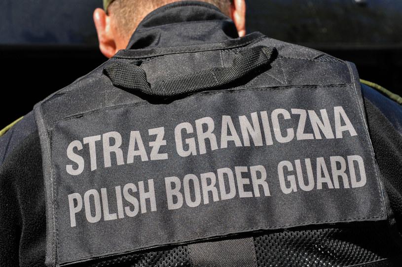 Straż graniczna, zdj. ilustracyjne /Gerard /Reporter