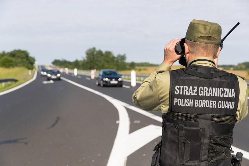 Straż graniczna. Zdjęcie ilustracyjne /Robert Stachnik /Reporter