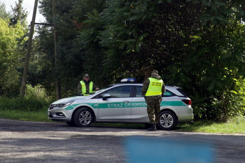 Straż Graniczna /FOT. LUKASZ KACZANOWSKI / POLSKA PRESS /East News