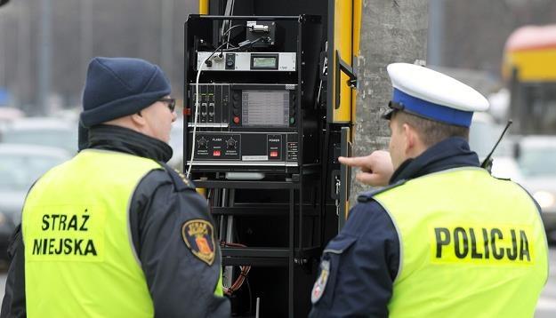 Straż miejska przejęła rolę policji / fot. Jan Bielecki /East News