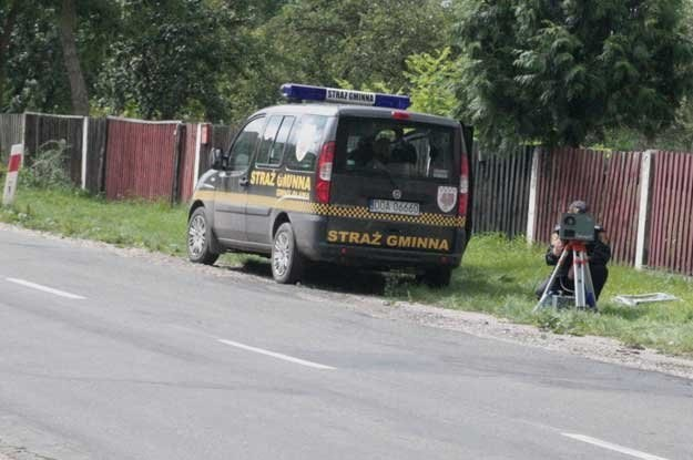 Straż miejska traktuje fotoradary jak maszynkę do zarabiania pieniędzy /INTERIA.PL