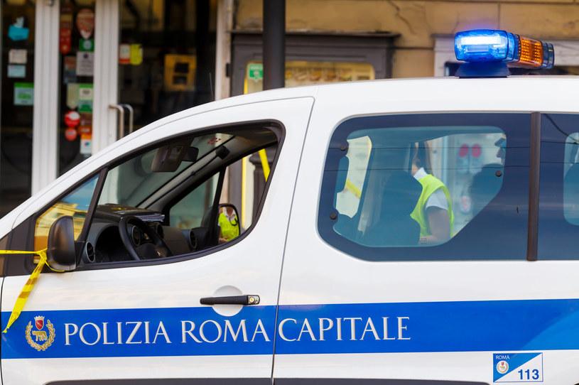 Straż miejska w Rzymie ukarała proboszcza /123RF/PICSEL