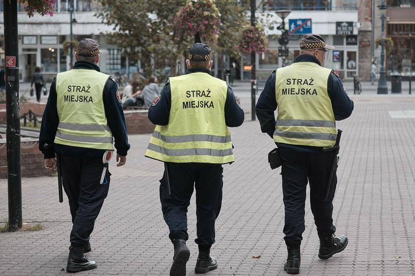 Straż miejska, zdj. ilustracyjne /Julian Sojka /East News