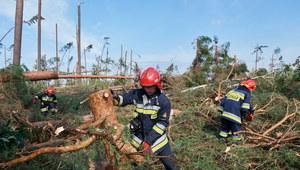 Straż pożarna: Bilans burz i nawałnic nad Polską