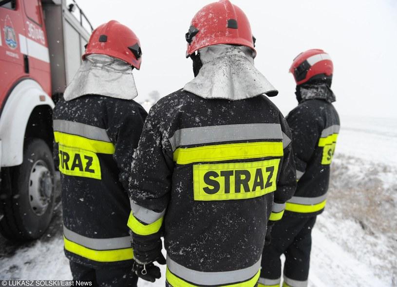 Straż pożarna /zdj. ilustracyjne /Łukasz Solski /East News
