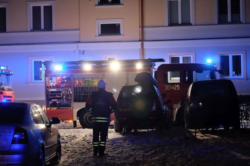 Straż pożarna; zdj. ilustracyjne /ADRIAN KUZMIUK/KURIER PORANNY/POLSKA PRESS /East News