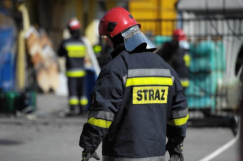 Straż pożarna /Łukasz Solski /East News