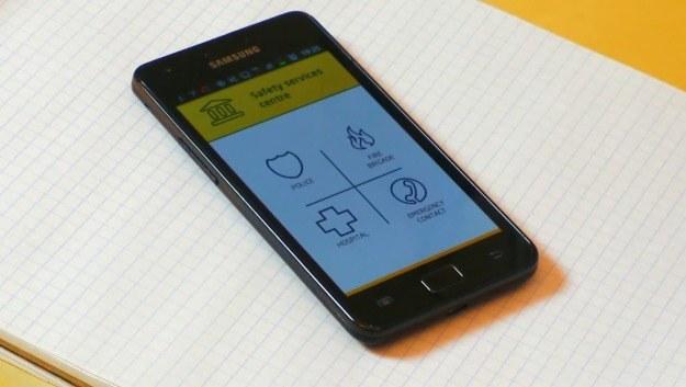 """""""Straż sąsiedzka"""" - aplikacja przygotowana przez dwie polskie studentki /materiały prasowe"""