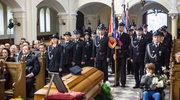 """""""Strażacy"""": Pogrzeb Kazika"""