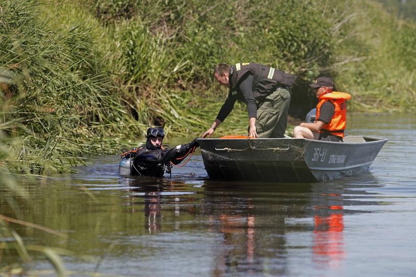 Strażacy wyłowili ciało drugiego chłopca /Artur Reszko /PAP