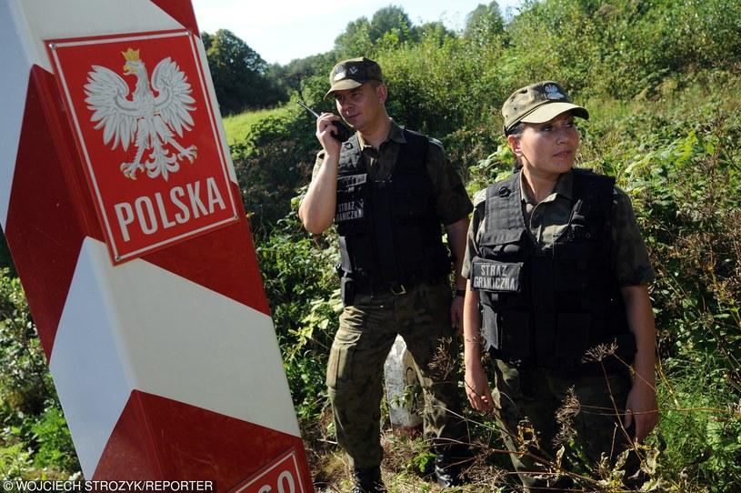 Strażnicy graniczni / zdj. ilustracyjne /Wojciech Stróżyk /Reporter