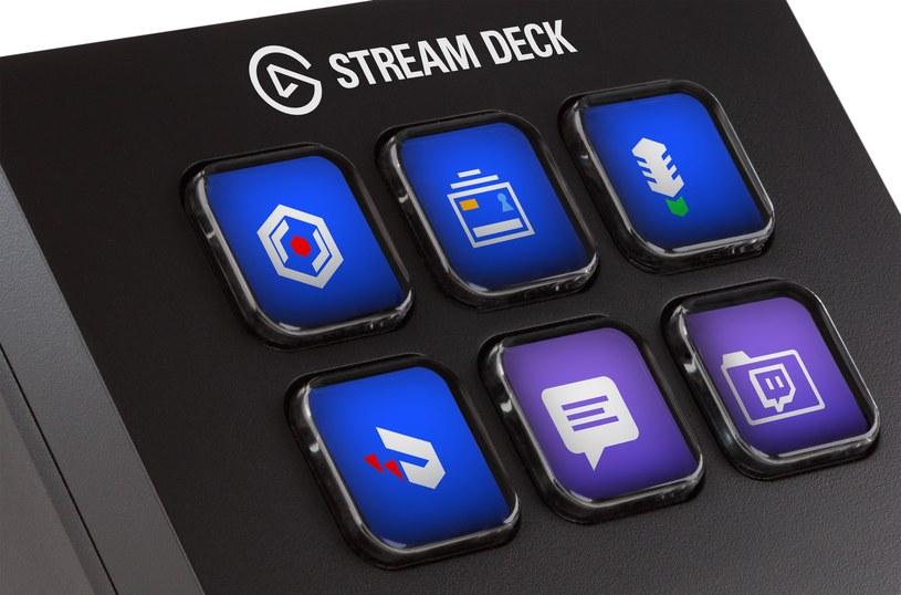 Stream Deck Mini /materiały prasowe