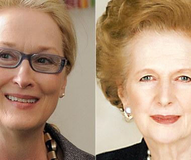 "Streep jako ""Żelazna Dama""?"
