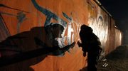 Street Art - wojna na spreje