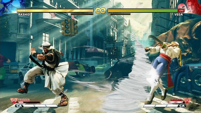 Street Fighter V: Arcade Edition /materiały prasowe